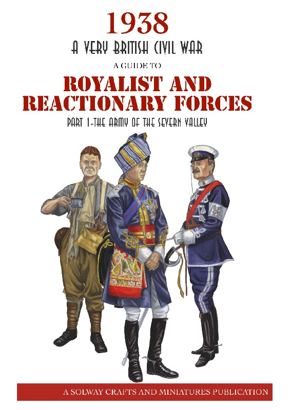 Guide to Royalist and Reactionary Forces part 1