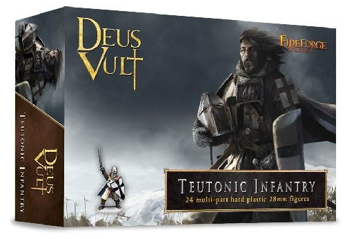 Teutonic Infantry -  Fireforge Games
