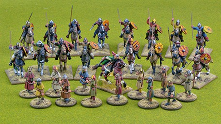 Spanish Starter Warband 4pts