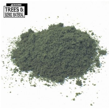 Loose Foliage Forest Green