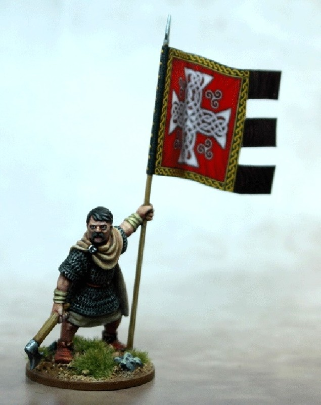 Welsh Warbanner Bearer