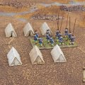 Photo of Western style military tents small (TER-25)