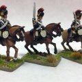 Photo of British Light Dragoons, tropical helmet (T-Car22)