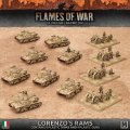 Photo of Lorenzo's Rams (Italian Army Deal) (ITAB02)
