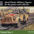 Photo of 15mm German Steyr Heavy Car (ww2v15037)