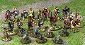 Photo of Irish Warband Starter (4 points)  (SSB12 )