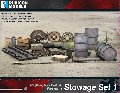 Photo of German Stowage Set. (28mm sized) (RU013)