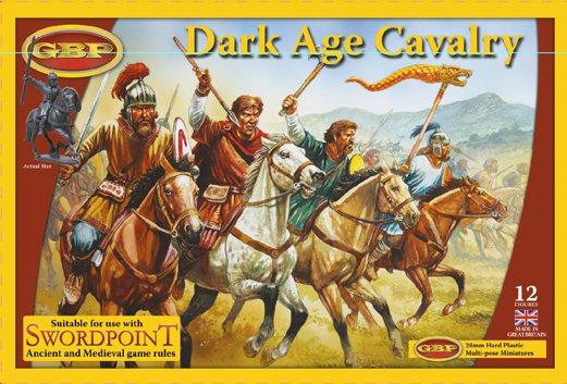 Dark Age Cavalry -  Gripping Beast