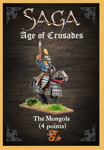 Mongols Starter Warband (4 points)