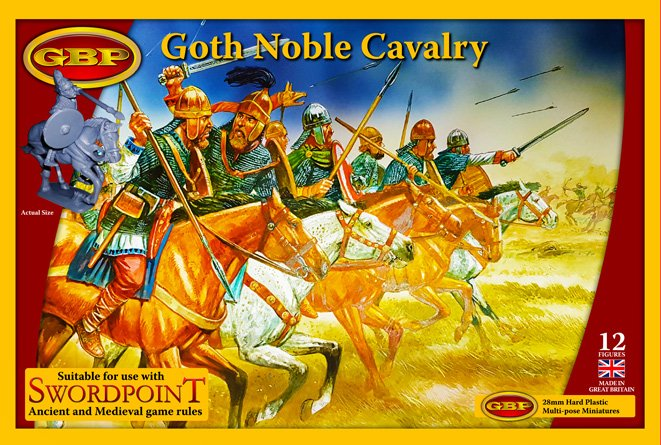 Goth Noble Cavalry