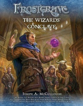 Frostgrave: The Wizards Conclave -  Osprey Publishing
