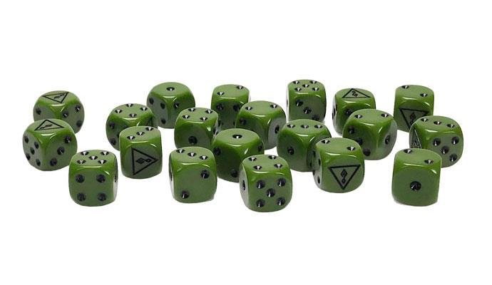 Iraqi Dice Set