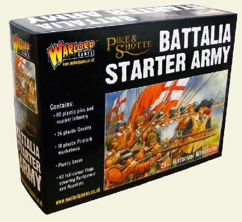 PIKE & SHOTTE BATTALIA STARTER ARMY