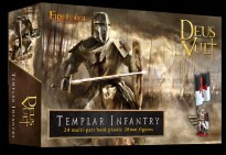 Templar Infantry -  Fireforge Games