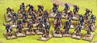 Starter Army - Steppe Tribes