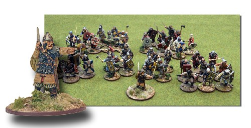 Jomsviking Warband (6 points)