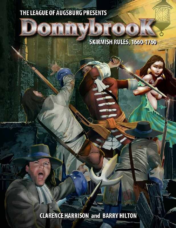Donnybrook -  League of Augsburg
