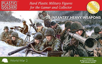 1/72nd US Infantry Heavy Weapons.