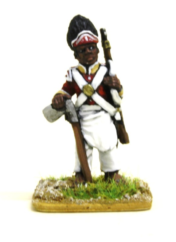 Black Sapper (British)