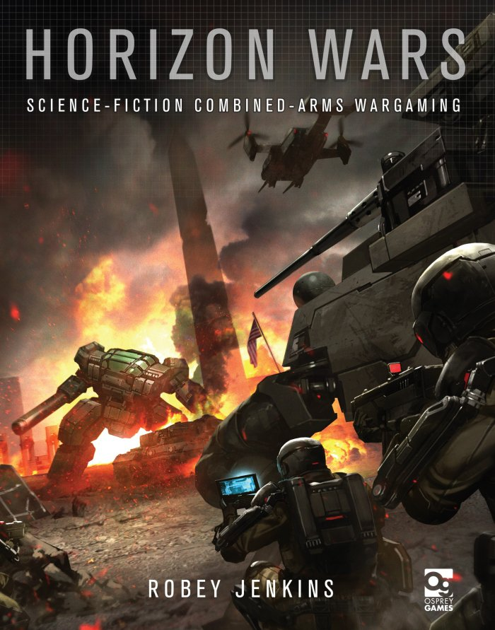 Horizon Wars -  Osprey Publishing