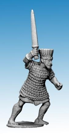 Armoured Sea Peoples Swordsman