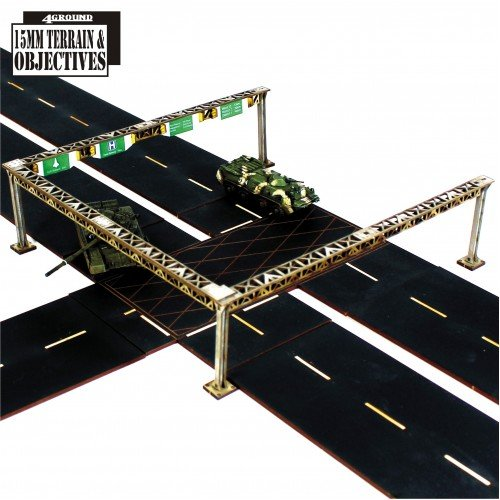 15mm Carriage Way Gantries