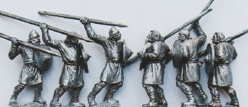 """Saxon""/Dark Age Spearmen"