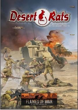 Desert Rats Army Book