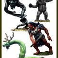 Photo of Iroquoian Spirit Creatures Boxed Set (CC-66003)