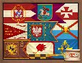 Photo of Polish Commonwealth Flags (Flag-Pol)