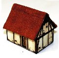Photo of 15mm Saxon Hovel (15S-DAR-102)