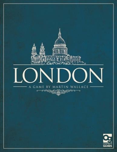 London: A Game by Martin Wallace -  Osprey Publishing