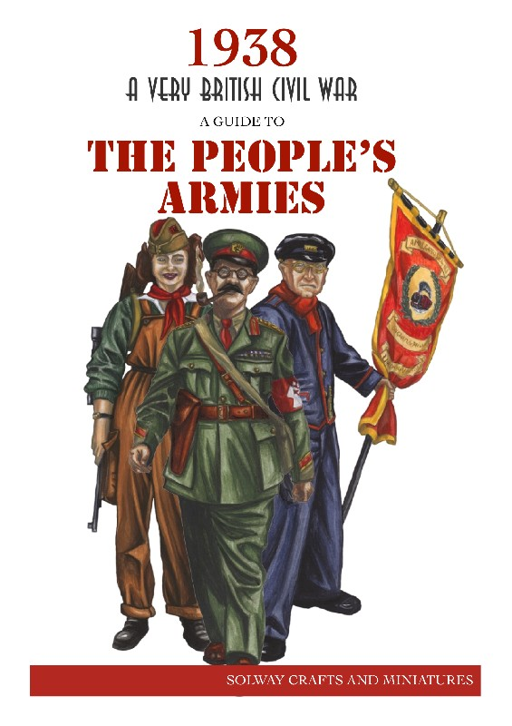 Guide to the Peoples Armies -  Solway Crafts and Miniatures