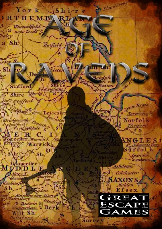 Great Escape Games: Age of Ravens