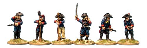 French Foot Artillery Crew