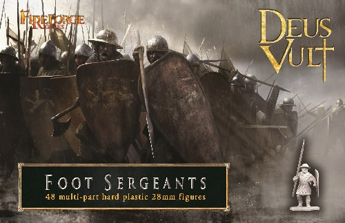 Foot Sergeants -  Fireforge Games