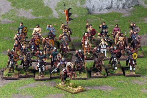 Strathclyde Warband Starter (4 points)