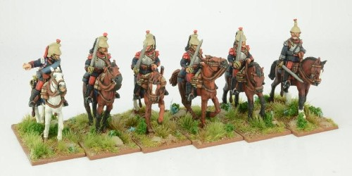 French Cuirassiers (pack 1)