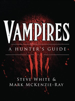 Vampires - A Hunters Guide -  Osprey Publishing