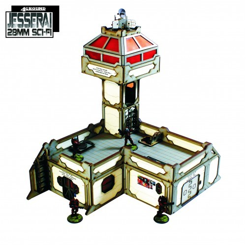 Tower Control Module