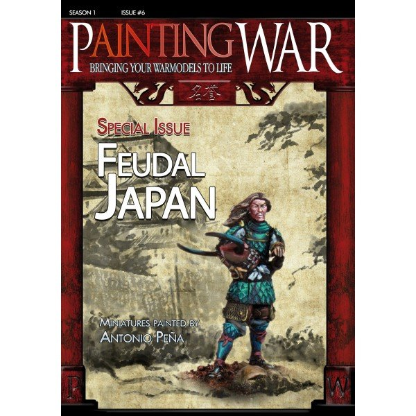 PaintingWAR 06 - FEUDAL JAPAN