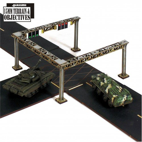 15mm Gantries