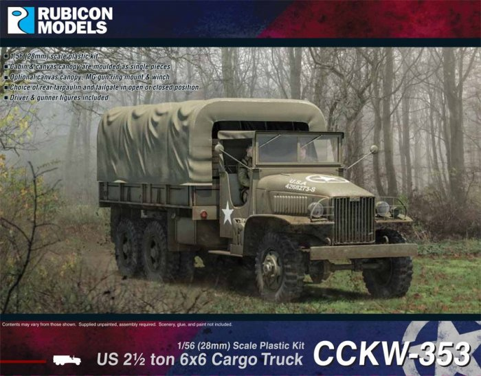 US Truck CCKW?353 (GMC)