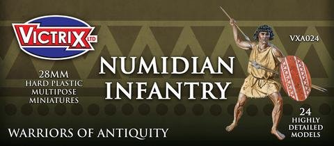 Numidian Infantry