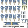 Photo of Elf Banner and Shields 2 (ELF(NS)2)