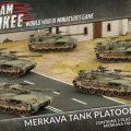 Photo of Merkava Tank Platoon (Plastic) (TIBX01)