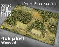 Photo of WOODED GAMING BATTLE MAT (CBM101-15mm)