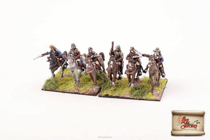 Company of Armoured Reiters