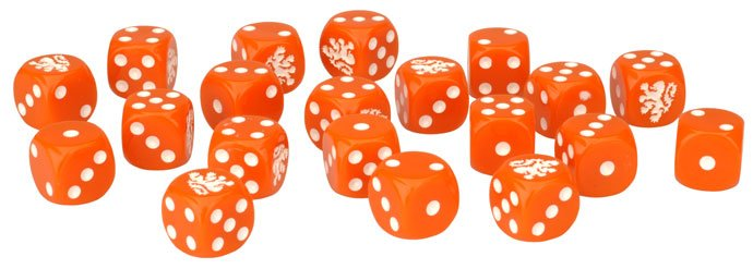Netherlands Dice Set