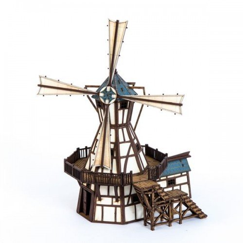 Fabled Realms: Tueden League Windmill